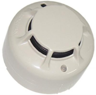 smoke-detector-hd201-mini-addressable-photoelectric-smoke-detector