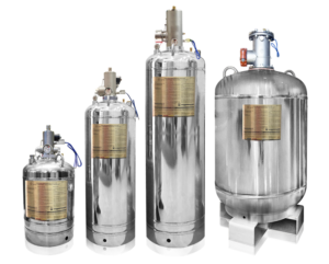 Luke Stainless Steel Cylinders